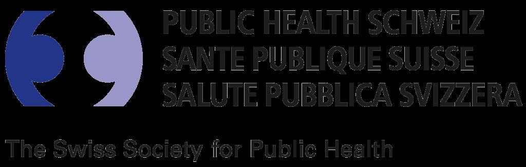 Logo Public Health Schweiz - Nationale Demenzkonferenz – Public Health Schweiz – Alzheimer Schweiz